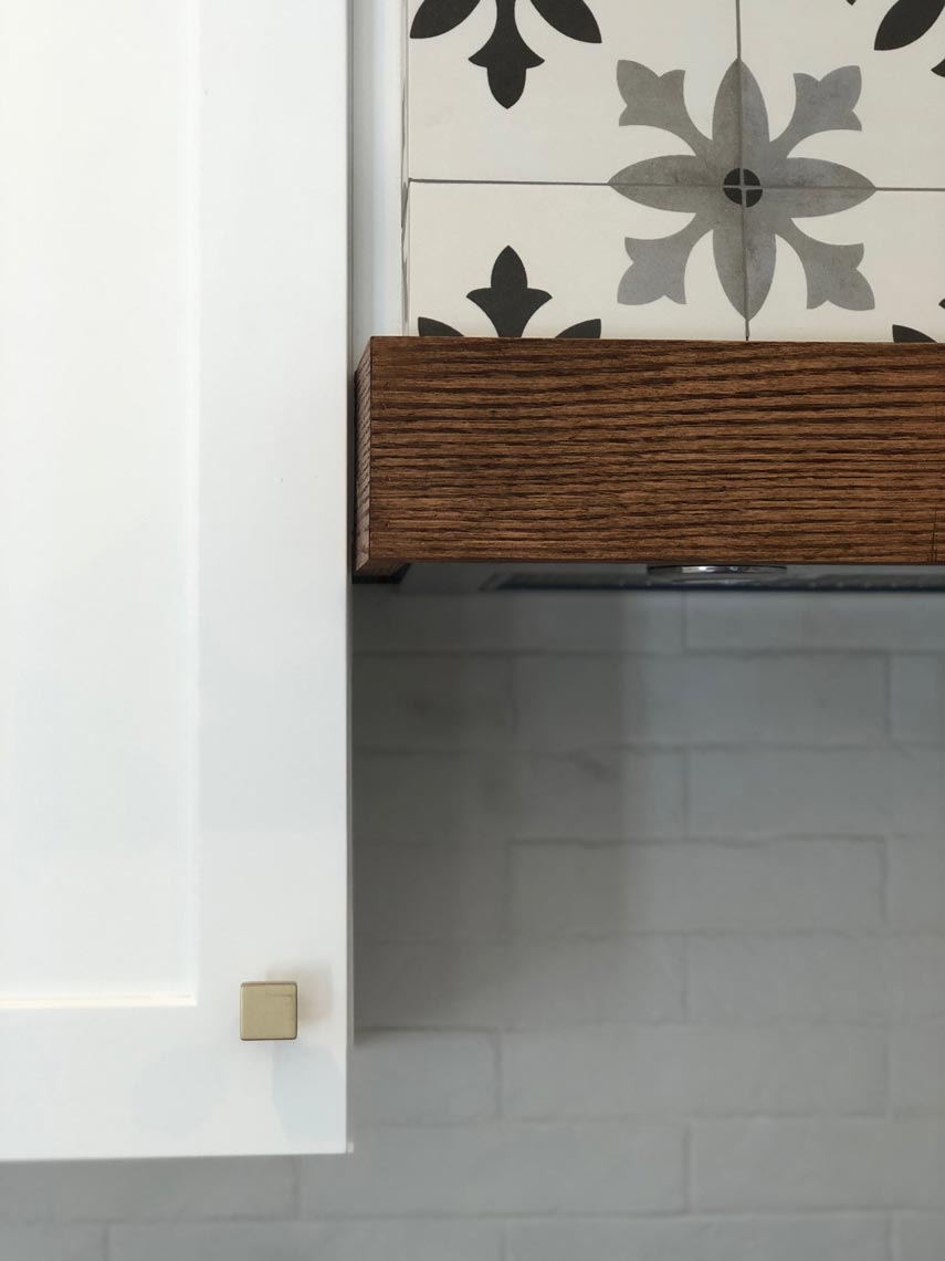 Kitchen detail | House Hunters Renovation Season 16, Episode 7 by The Black Door