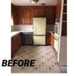 Kitchen Before | House Hunters Renovation Season 16, Episode 7 by The Black Door